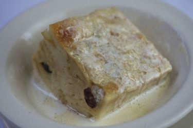 Pascale's Manale bread pudding