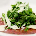 Beef Carpaccio with Tamari & Ginger Vinaigrette thumb