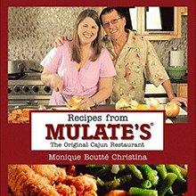 Recipes from Mulate's thumb