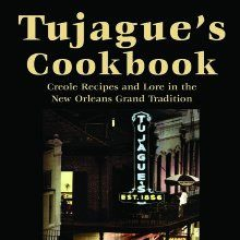 Tujague's Cookbook thumb
