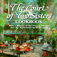 The Court of Two Sisters Cookbook thumb