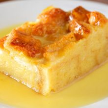 White Chocolate Bread Pudding thumb