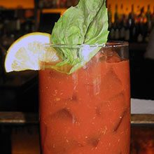 Lemon Basil Bloody Mary thumb