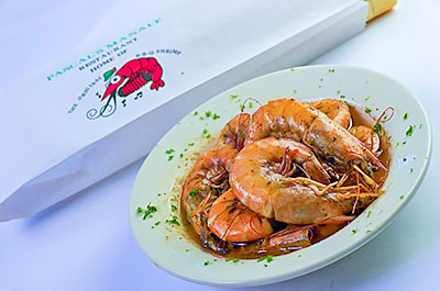 Original Pascals Barbecue Shrimp from Pascals Manale