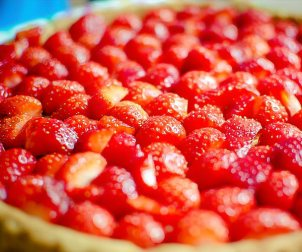 Ponchatoula Strawberry Pie thumb