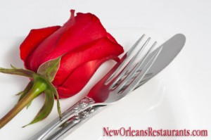 Rose with Fork & Knife