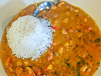 Crawfish Etouffee Neworleansrestaurants Com