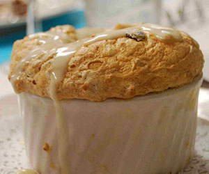 Bread Pudding Souffle thumb