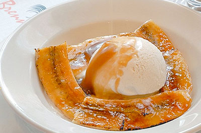 Bananas Foster from Brennans