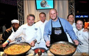 Taste of the NFL Event