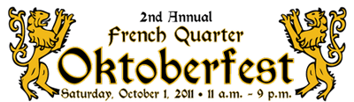 French Quarter Oktoberfest