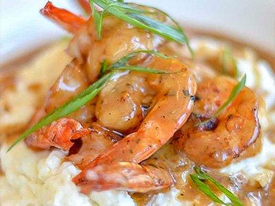 Bbq Shrimp And Grits Neworleansrestaurants Com