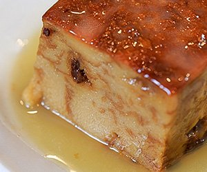 Mulate's Homemade Bread Pudding