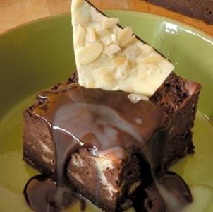 Red Fish Grill's Double Chocolate Bread Pudding thumb