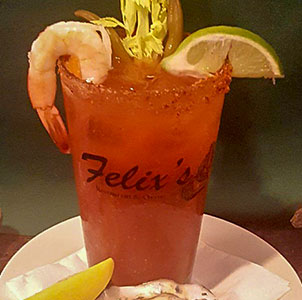 Felix's Deluxe Bloody Mary thumb