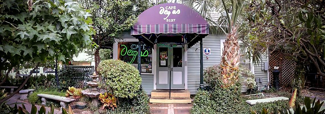 Cafe Degas Neworleansrestaurants Com